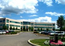 Chesterbrook Corporate Center exterior with parking lot