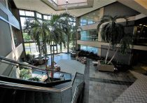 Chesterbrook Corporate Center Lobby Interior