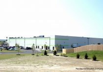Advanced Drainage Systems exterior manufacturing facility view