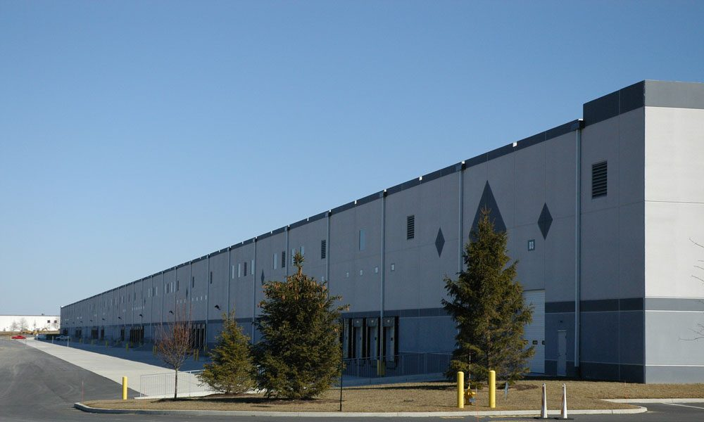 Alternate view of Boulder Business Center Industrial Warehouse