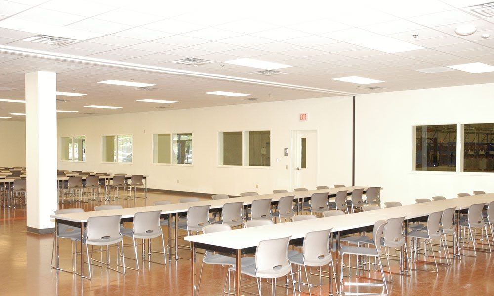 Boulder Business Center Training Room Interior