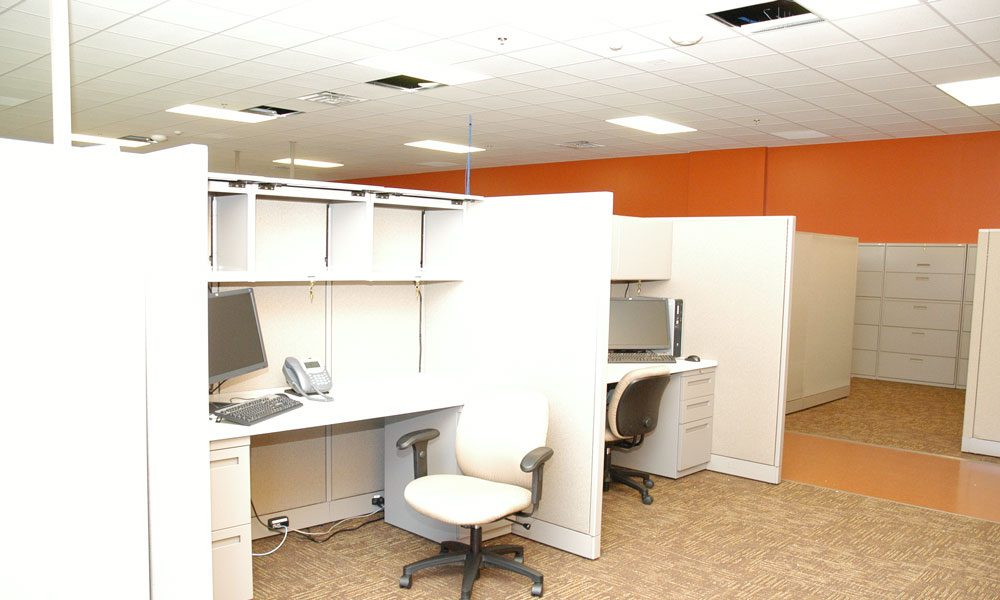 Boulder Business Center Office Cubicles