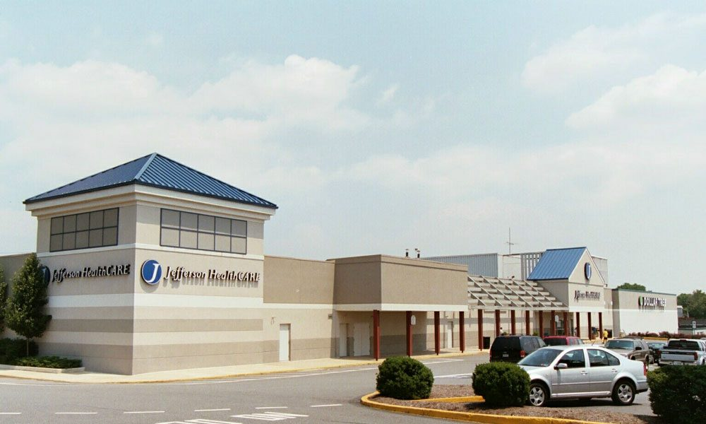 Jefferson Healthcare exterior