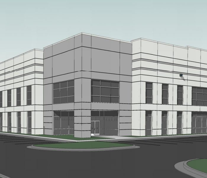 Penn Commerce Center Rendering