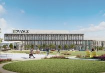 Iovance Exterior Wide View Rendering